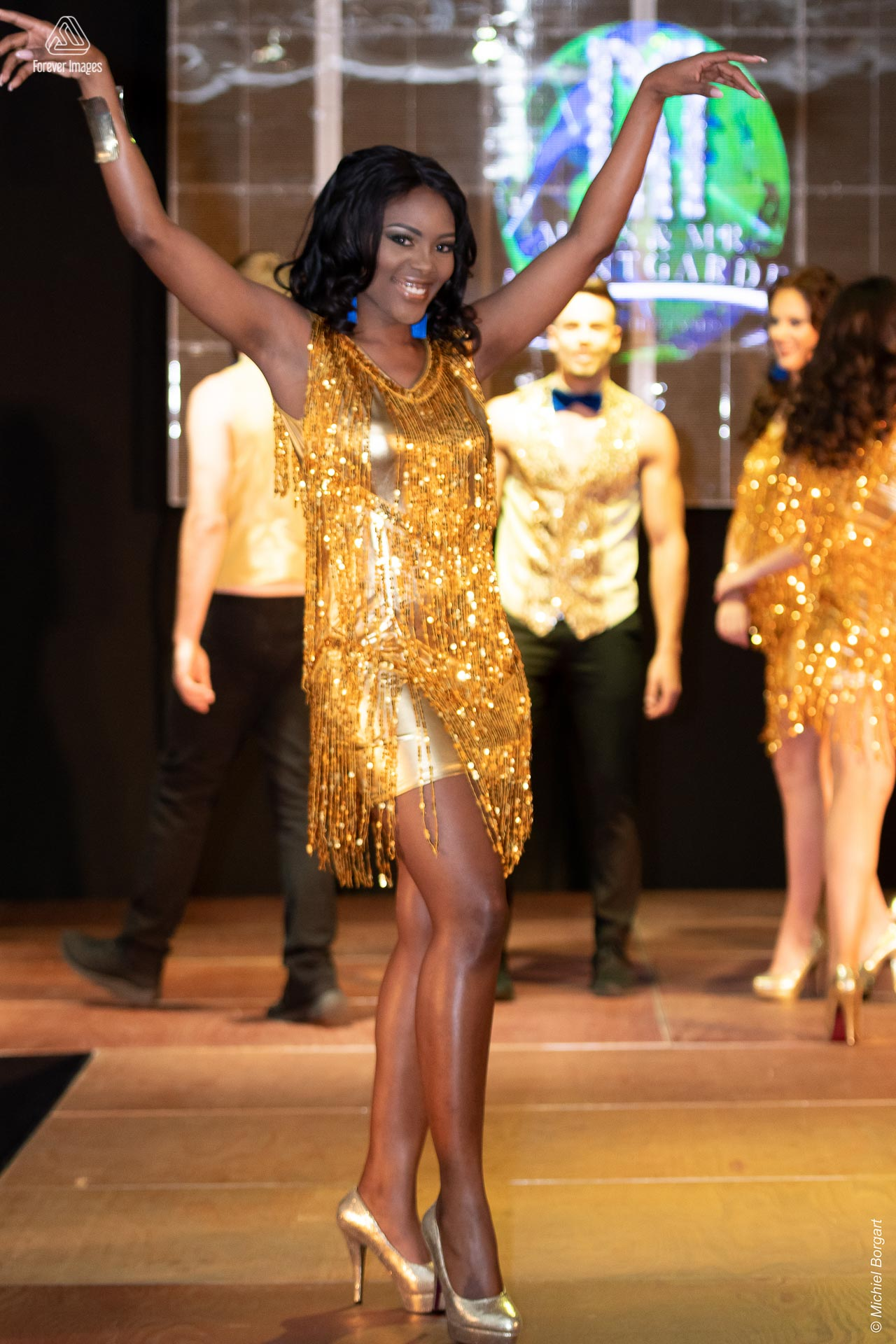 Grand Finale Miss Mr Avantgarde 2018 Vicky Foundation World Fashion Centre Amsterdam 1 | Mariana Pietersz David Cardenas | Michiel Borgart Forever Images.